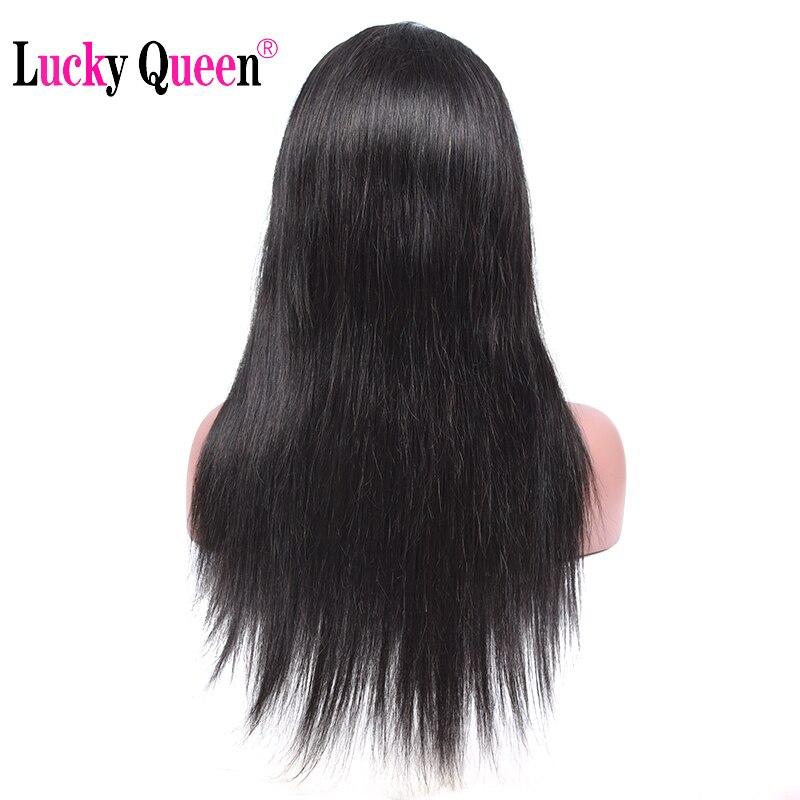 Бразильський прямий мережива фронт перуки з немовляти волосся не Ремі мережива фронт перуки 100% людські волосся перуки щасливий королеви продукти волосся  t