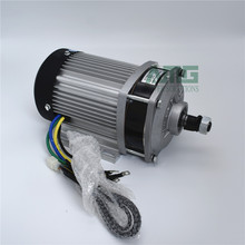 1000W 1200W DC 48 60 72V 3000rpm high speed brushless differential motor for electric tricycle BM1412ZXF