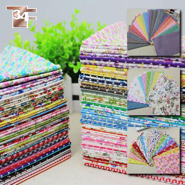 Crazy discount 70 Assorted pre cut charm pack size 5.9'' squares ... : crazy quilt fabric packs - Adamdwight.com