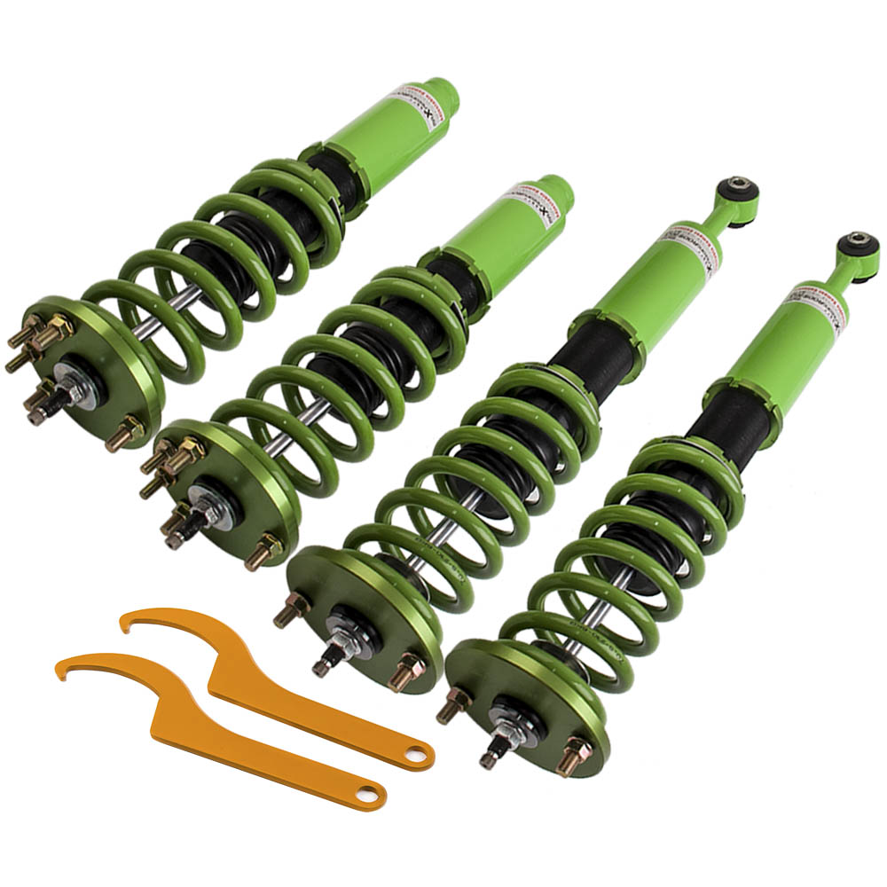 For Honda Accord 24 Step Adjustable Suspension Coilovers
