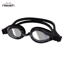 WALLEVA water glasses professional swimming goggles Adults Waterproof swim uv an