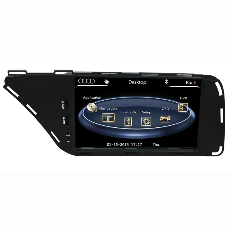 7 hd capacitive touch screen car dvd player gps navigation for audi a4 b7 2009 2010 2011 2012