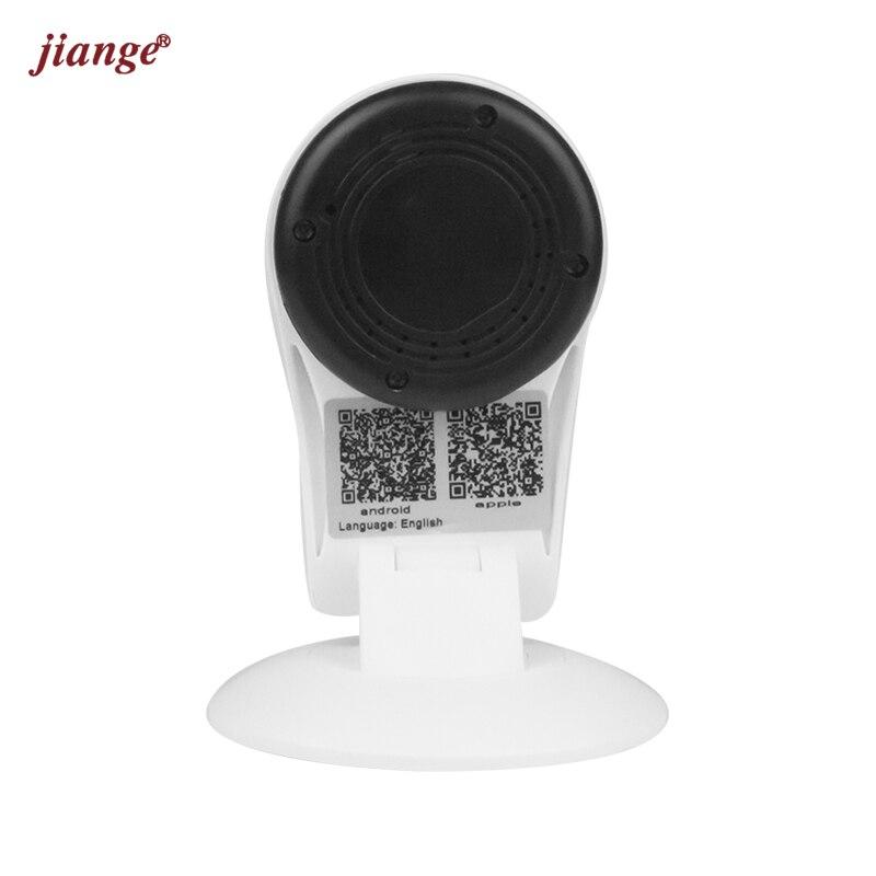Jiange Товары теле- и видеонаблюдения 720 P HD WIFI IP Камера Беспроводной мини-куб Камера инфракрасный Ночное видение обнаружения движения сигнализ...