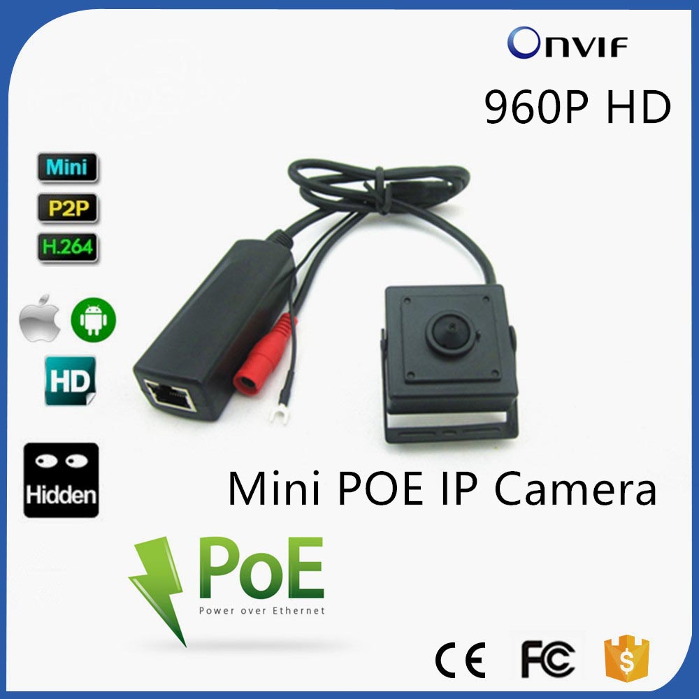Высокое качество 40x40 мм Мини Размеры H 264 P2P 1/3 Cmos Hi3518 DSP 1,3
