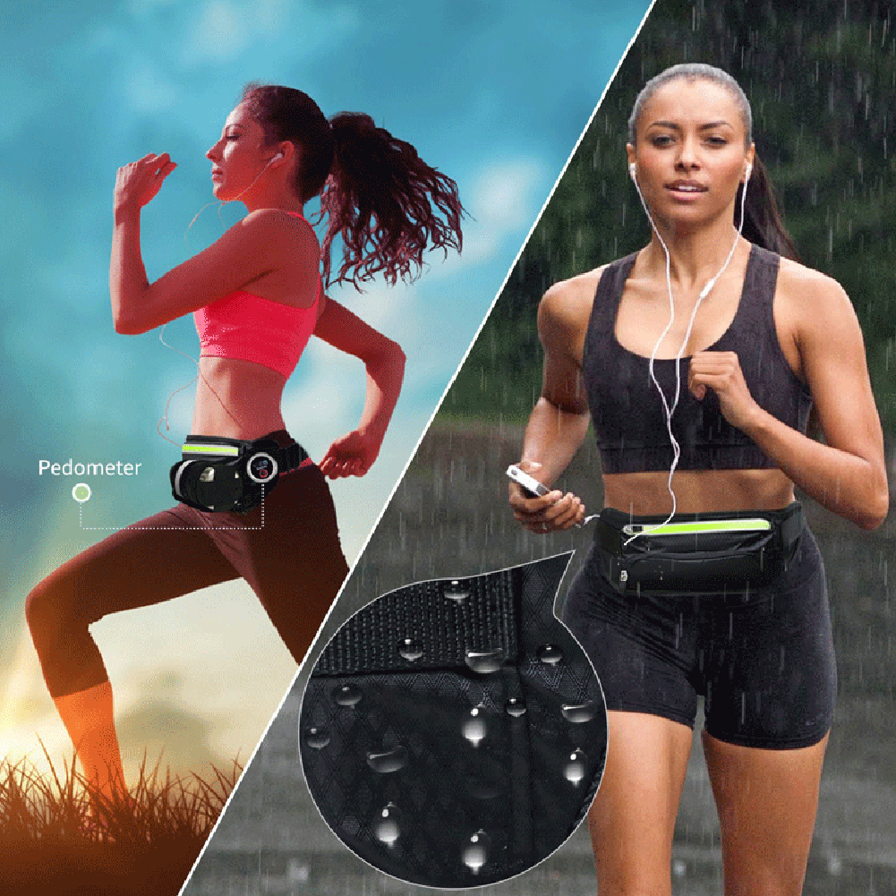 Fitness Sport Accessories Trail Running Bag Mobile Belt Marathon Women Mens Sports Wallet Bags Waist Bottle Bag 15