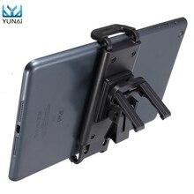 YUNAI Nouvelle Voiture Universel Air Vent Téléphone Tablet Mount Holder Stand pour Iphone Pour Samsung Pour iPad mini 1 2 Tablet Stand titulaire