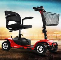 24v20Ah завод оптовая Электрический Самокат для инвалидов/4 Колеса 8 дюймов citycoco электрический скутер 250 Вт