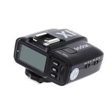 Ootdty x1t-f TTL 2.4 г Беспроводной внезапный передатчики для Fuji Canon фотокамеры Nikon