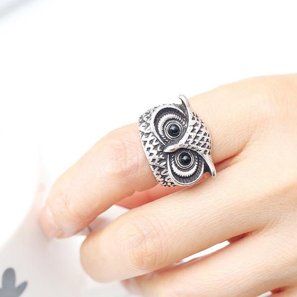 Big Rings Owl