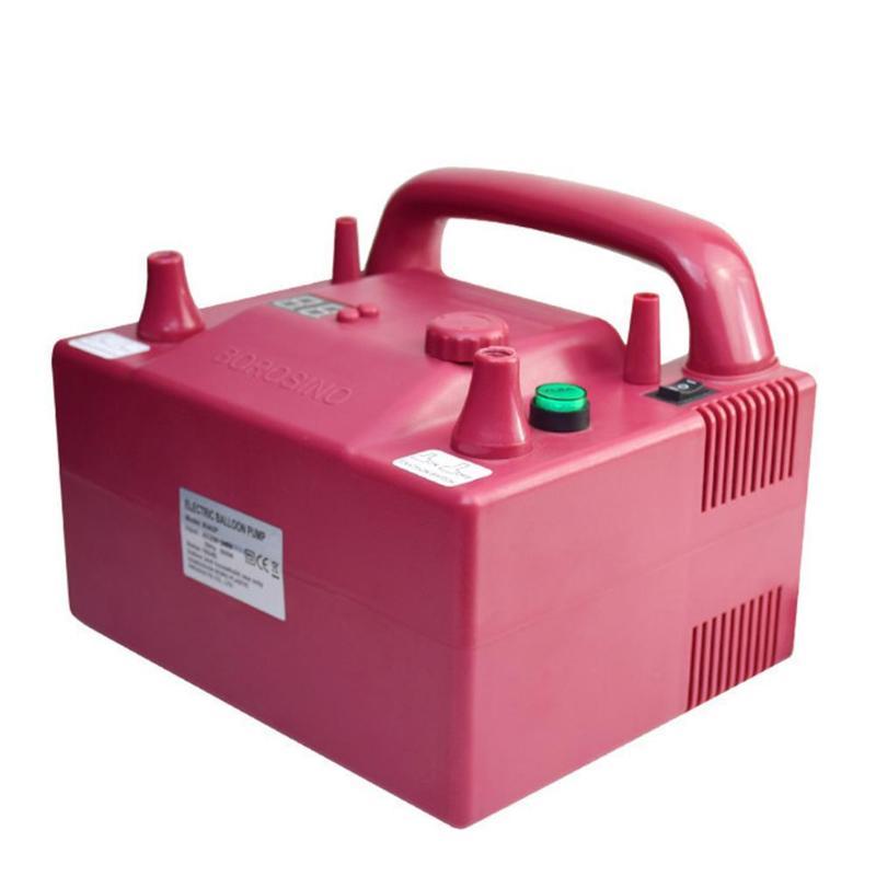 Pompe gonflable électrique antidérapante de gonfleur de pompe de ballon d'air