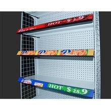 P1.25 cob светодиодный экран полки супермаркета рекламная полка светодиодный дисплей