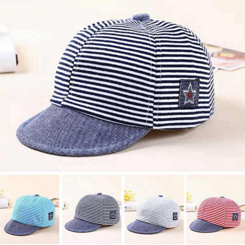 PUDCOCO 2017 Newest Summer Newborn Baby Girl Boy Sun Cap Cotton Beret Hat Striped цена 2017