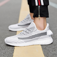 big size 47 Hot Sale Walking Flat Sports Running Shoes for Men Lace-up Male Brand Adult Sneakers Man Comfortable Mesh Trainers big size 39 47 hot sneaker sale running shoes for men lace up athletic trainers sports male shoes outdoor walking sneakers man