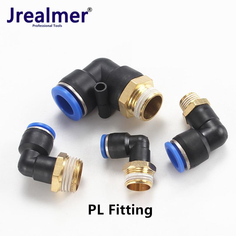 Jrealmer 90 Degree Bspt 1/8'' 1/4'' 3/8'' 1/2