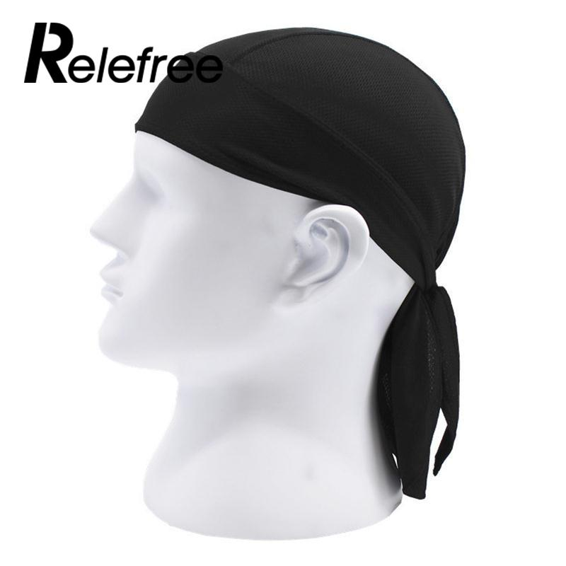 Relefree Bike Scarf Sports Hat Headband Outdoor Riding Cycling Quick Dry Headscarf