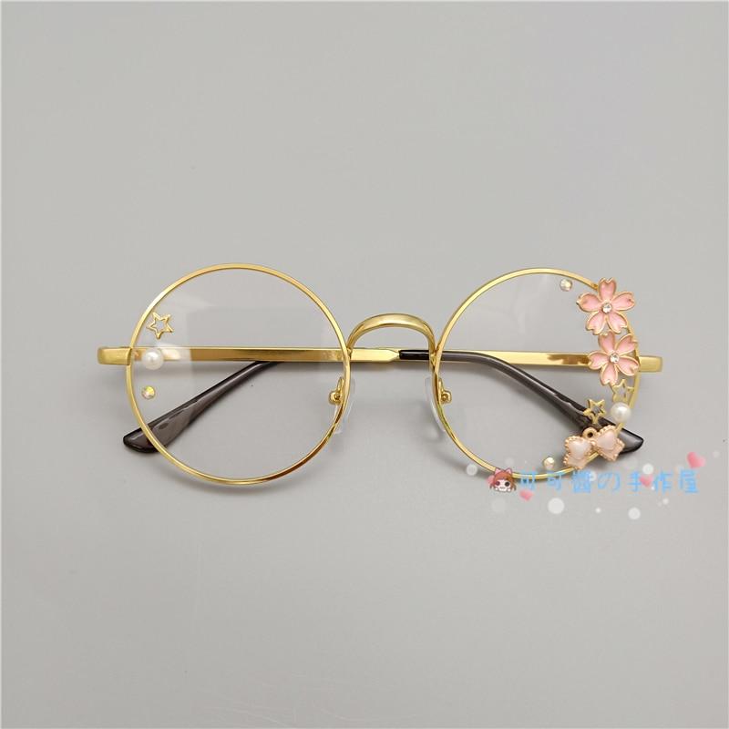 Lolita Harajuku Kawaii Glasses 1