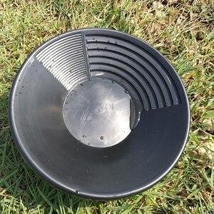 Image 4 - Пластиковая позолоченная раковина для добычи, сковорода для дренажа, речной инструмент