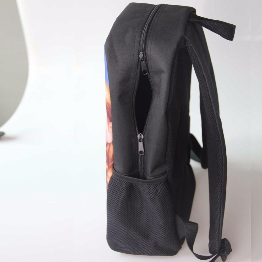 Forudesigns/детская школьная сумка студент рюкзак плеча настроить свой собственный образ или логотип детская книга Сумка для Обувь для девочек О...