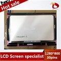 """Высокое качество 13.3 """"LED LCD Для APPLE Macbook 13 A1342 ''A1278 LED LCD Экран 2008 Год 2009 2010 2011 Класс А +"""
