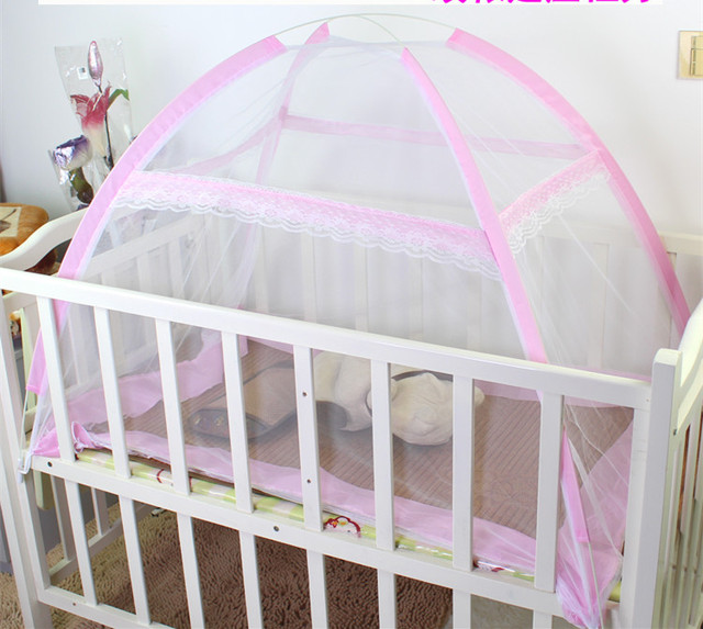 Good Quality Cheap Baby Crib Mosquito Net Baby Infant Crib Canopy Baby Kids Bed Net Tent & Good Quality Cheap Baby Crib Mosquito Net Baby Infant Crib Canopy ...