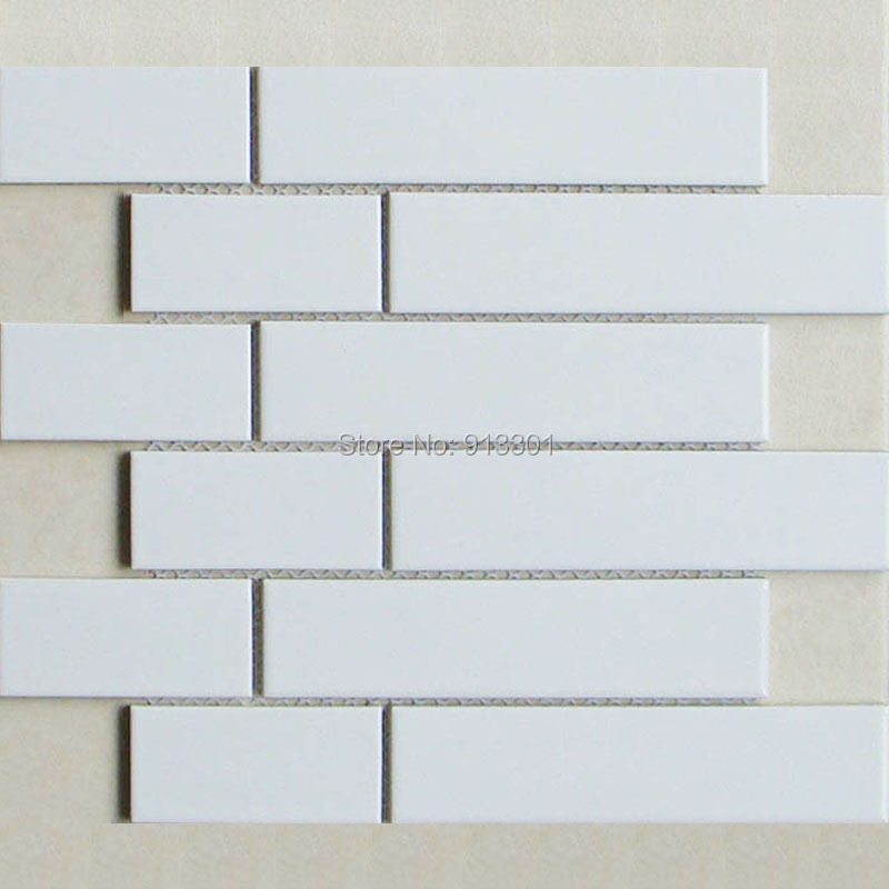 Sticker Adhesive Picture More Detailed Picture About Ceramic Mosaic Tiles Brick Bathroom Walls
