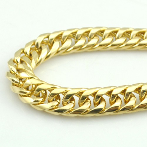 Boy's Men's Stainless Steel Link Chain Bracelet 16 Fashion Jewellery, Wholesale Free shipping, HB027 13