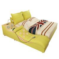 Каркас одиночный Recamaras Yatak Odasi Mobilya Quarto спальня мебельная коробка Letto Matrimoniale De Dormitorio Mueble Moderna Cama кровать