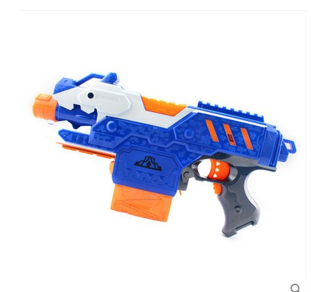 Scharfschützengewehr Kunststoff Gun Weiche Kugel Spielzeugpistole 20 Kugeln 1 Ziel Elektrische Pistole Spielzeug Weihnachten Geburtstagsgeschenk Spielzeug Für kind