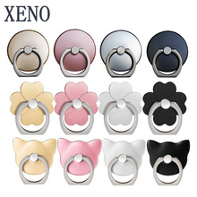 Universal Metal Phone Finger Ring Mount Mobile Smart phone Stand car Holder 5 5se X For iphone 8 7 6 plus  Holder Stands Tablets цена и фото