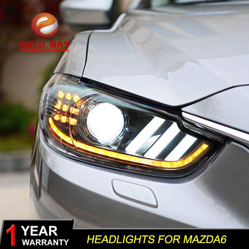 Mazda6 Aenza fənərləri üçün avtomobil dizaynı üçün işıq - Avtomobil işıqları - Fotoqrafiya 3