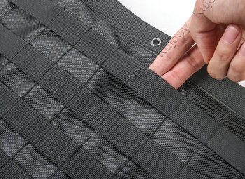 Trunk Cargo Organizer | 3pcs Black Car Tailgate Retrofitti Multi-Pockets Storage Bag Luggage Tool Kit & Cargo Organizer Bag Saddlebag For Jeep Wrangler
