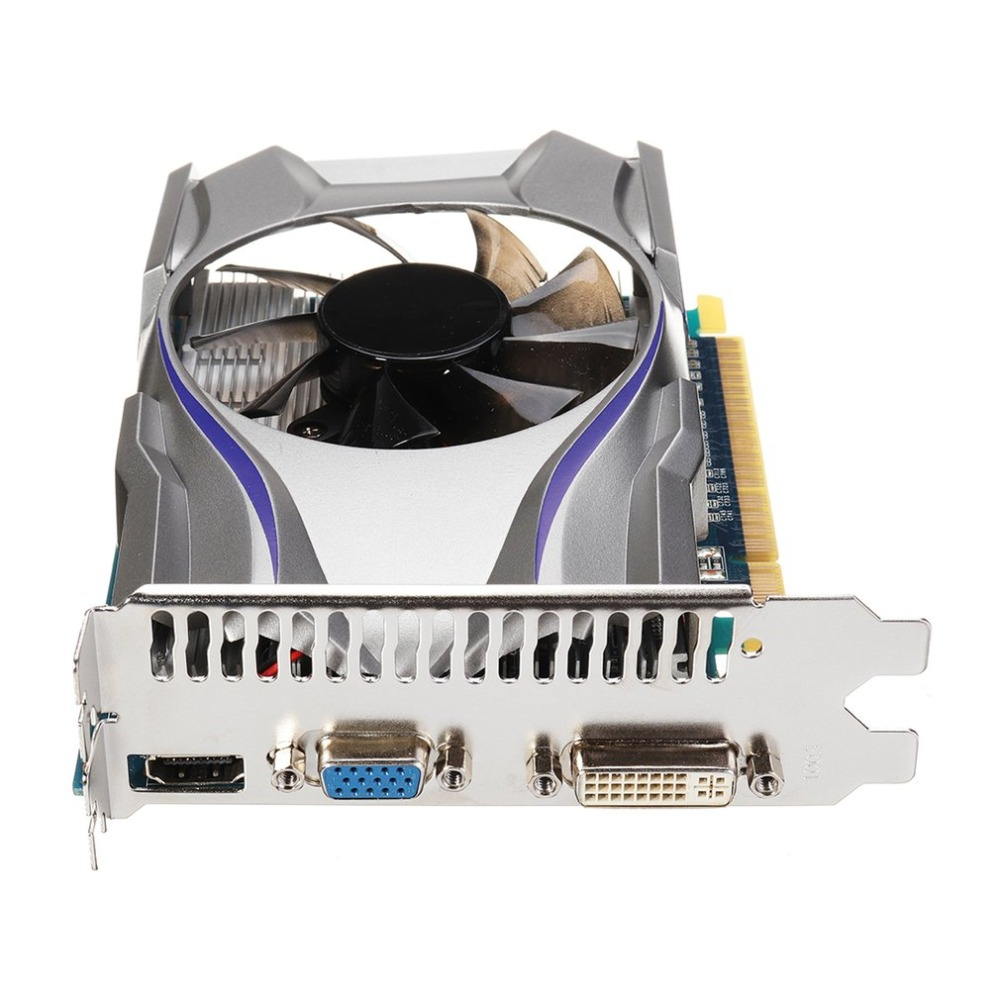 GT730 GDDR5 4GB 128Bit Express Game Video Card Graphics Card BTC Mining Video Card With A Cooler Fan