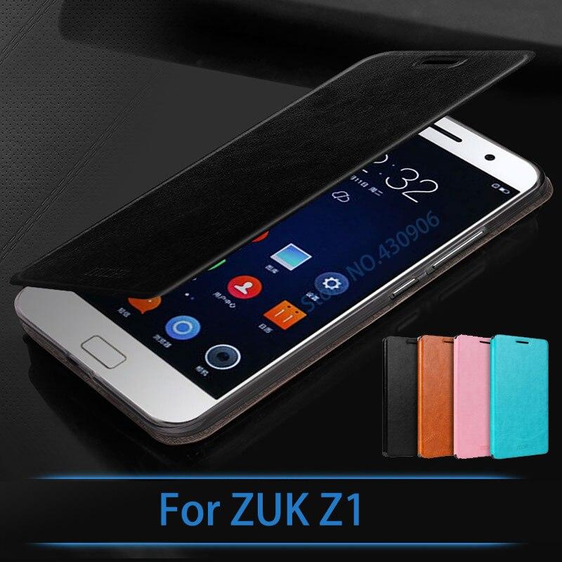 New Mofi For Lenovo zuk z1 Case Hight Quality Luxury Flip Leather Stand Case For Lenovo