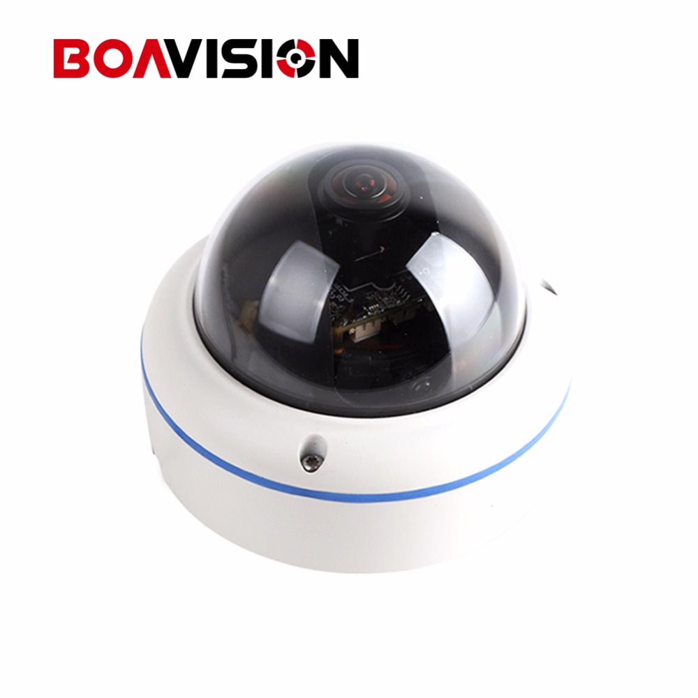 Panorama HD  1080P Fisheye IP Camera Outdoor With POE Dome H.264 360 Degree Wide Angle 2MP Camera Onvif XMEye P2P View security ip camera outdoor h 264 2mp onvif 2 0 cctv full hd 1080p 2 0megapixel dome 2 8mm lens wide angle ir cut filter