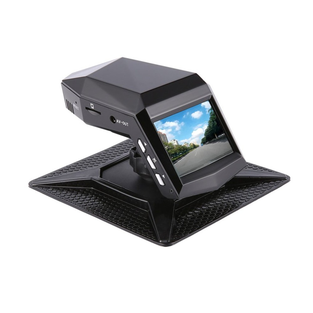 Mini Car DVR 2 LCD Display Video Recorder with Perfume 1296p Full HD 170 degrees Wide Angle Night Vision Car Camera Dash Cam hight quality gt850w shadow1 band car dvr camera 2 7 lcd 140 degrees wide angle full hd 1280x1080p gps logger opetional