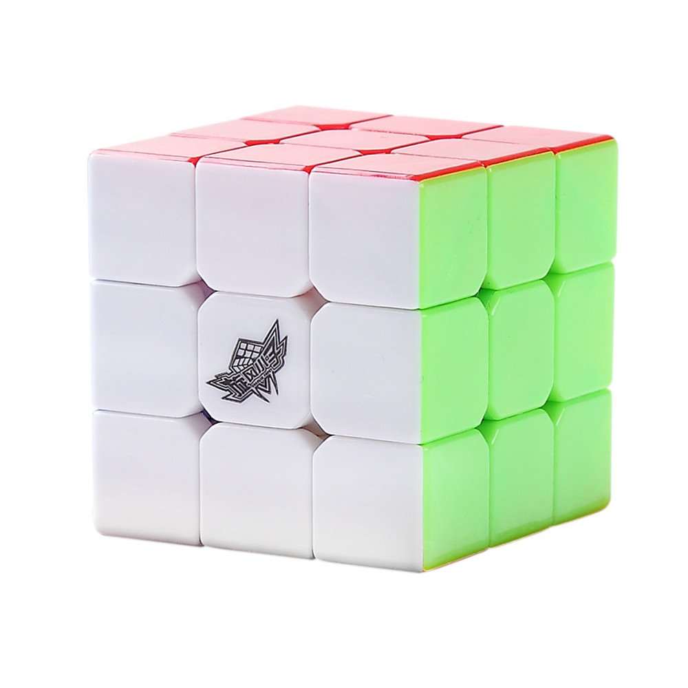 все цены на Cyclone Boys Mini 40mm 3x3x3 Professional Magic Cube stickerless Puzzle Speed cubo magico Learning Educational Toys for Children
