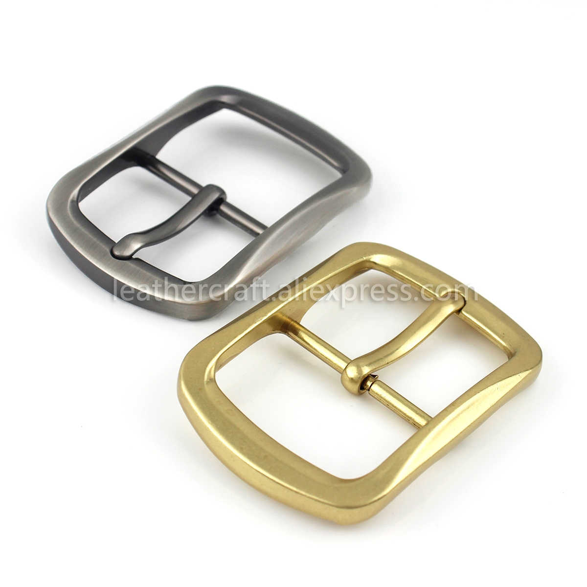 1x 30 mm Metal Belt Buckle Fashion Casual Strap buckle Leather Craft Decor parts