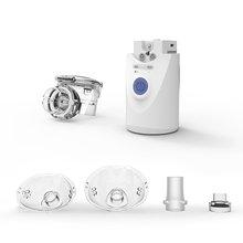 Mini Ultrasonic Nebulizer Mini Handheld Inhaler Respirator Humidifier Kit Health Care Children Home Inhaler Machine Atomizer