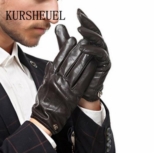 Gloves Nappa Genuine Driving 2