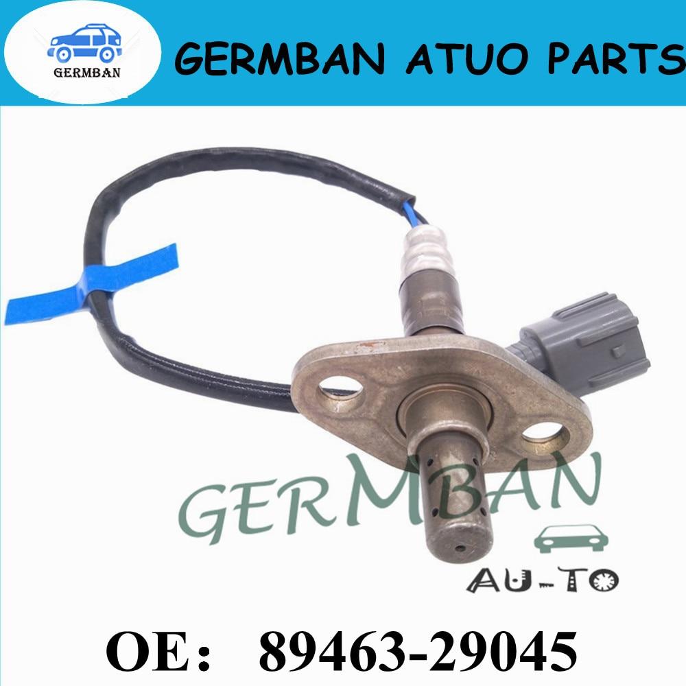 New Manufacture Air Fuel Ratio Oxygen Sensor Fit For 1992-1997 TOYOTA CARINA E 1.6L Part NO# 89463-29045 89463-20060 ...