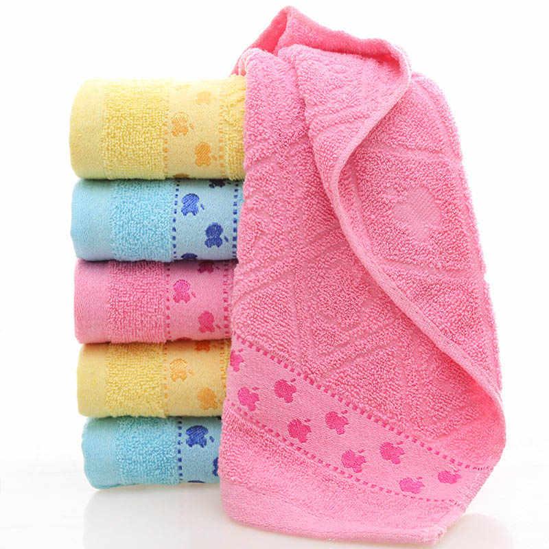 القطن الوجه منشفة استحمام اليد منقوشة المناشف سريعة الجافة للمنزل فندق الحمام لينة مناشف الشاطئ أفضل الأسعار
