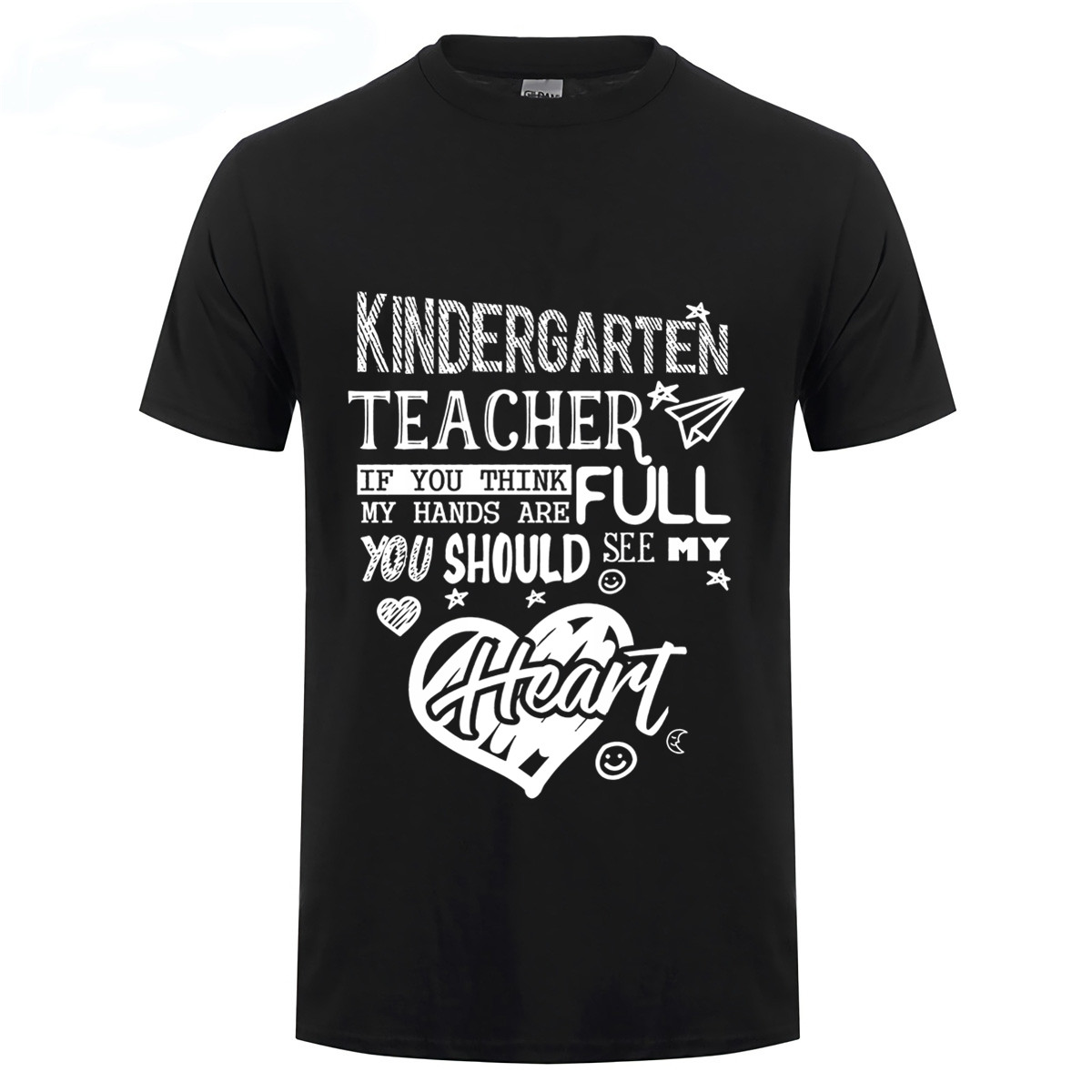 Gildan Funny Kindergarten Teacher Shirts Appreciation