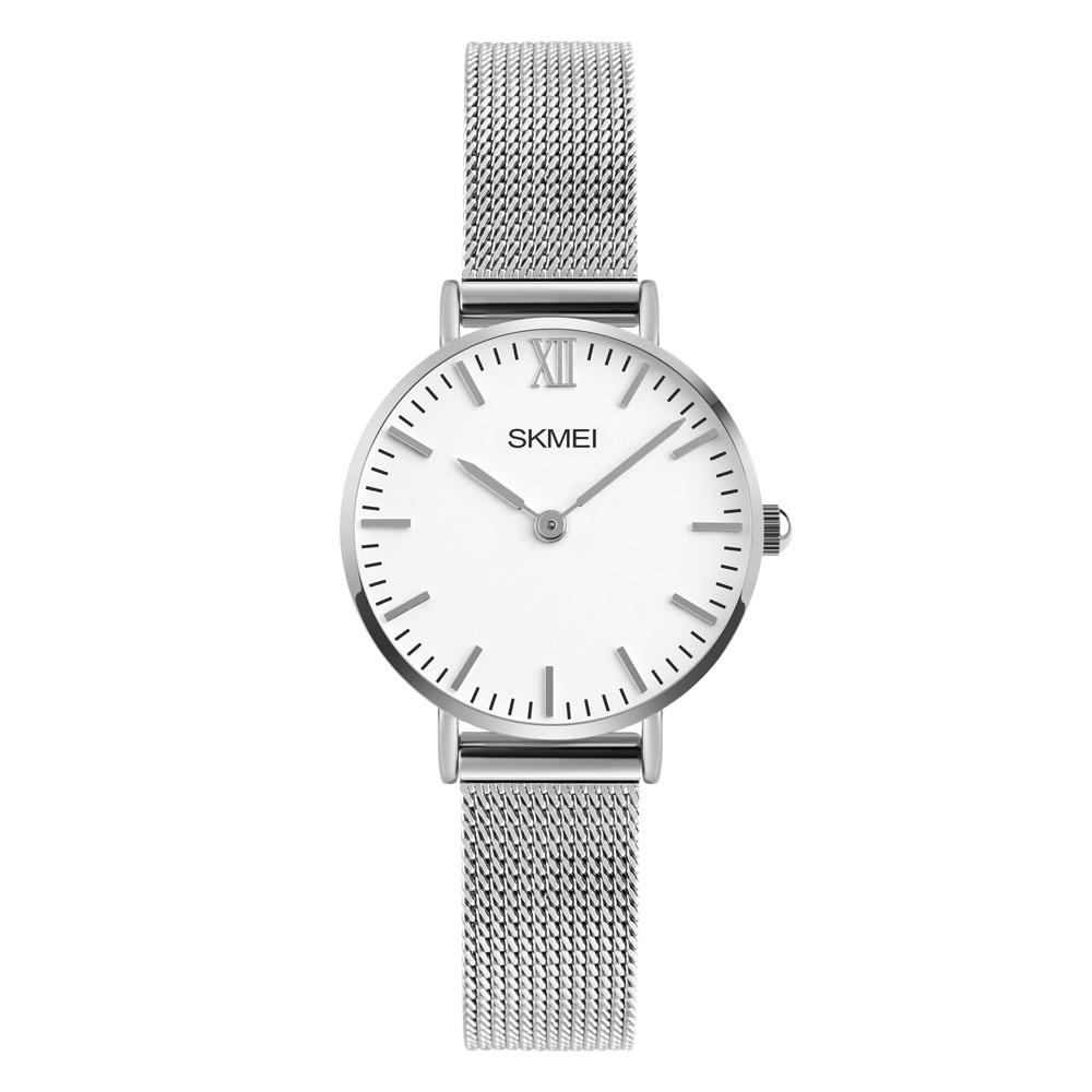 SKMEI 3ATM Water-resistant Fashion Casual Watch Quartz Lover