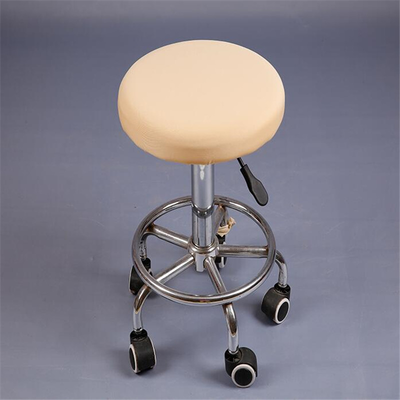 New Style !!! Many colors 20pcs round Spandex barber Chair Cover Free Shipping MARIOUS