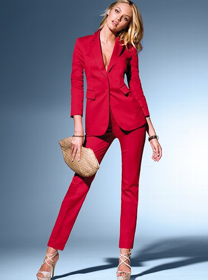 Popular Red Pants Suits For Women Buy Cheap Red Pants