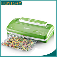 2015 Free Shipping New Automatic Electric Vacuum Food Sealer Machine With All Size Vacuum Bag For