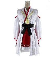 Colección anime trajes de colección de anime cosplay traje de halloween para las mujeres guerrero cosplay traje de samurai