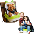 High Quality Idea Design Baby Chair & Diaper Bag  Multifunctional Set Convenience Booster Seat Portable Baby Bags for Mom