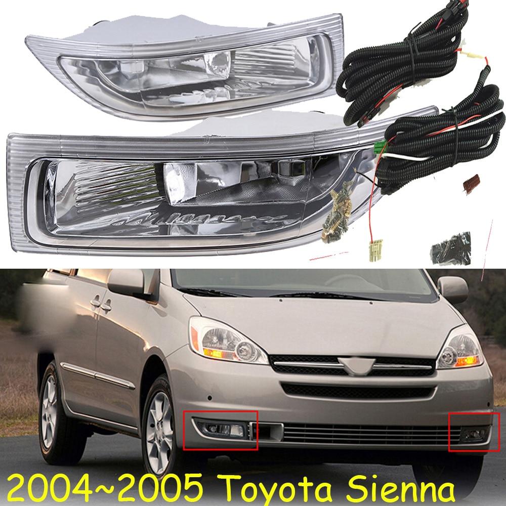 2004~2005 Sienna fog light,Free ship!halogen,Sienna headlight,camry,Hiace,tundra,hilux,yaris;Sienna day lamp roomble dc sienna