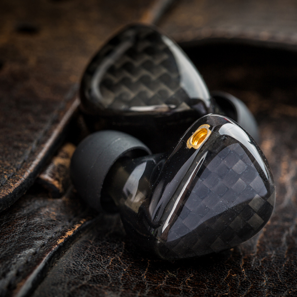 Shozy Star II HiFi Earphone In-Ear Monitor With Knowles BA Drivers 3.5mm Connector High Fidelity Audiophile In-Ear Earbuds